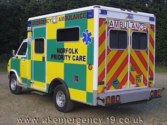 Priority Ford Norfolk >> N117 FVX This is a Chevy 6.0 Litre Wheeled… | UK Emergency Vehicles