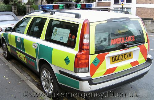 First Responders Uk Emergency Vehicles Page 2
