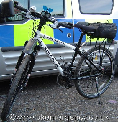 Police Cycles | UK Emergency Vehicles | Page 4