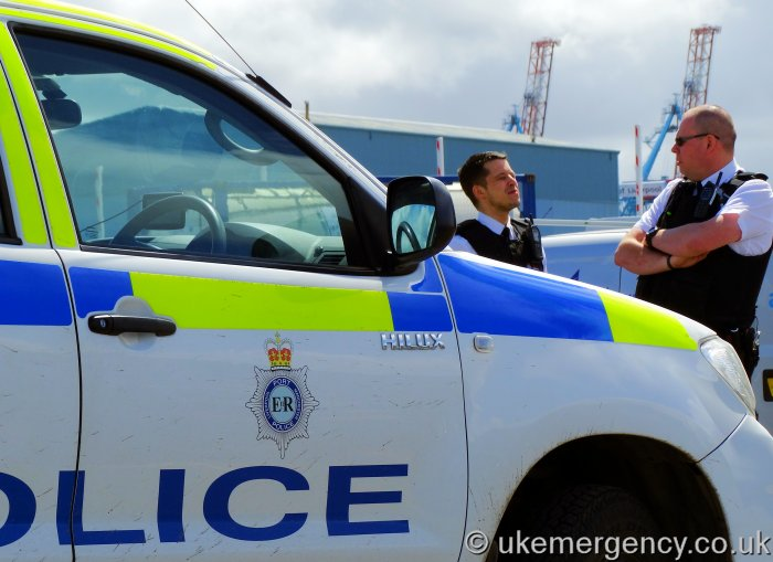 Harbour & Port Police | UK Emergency Vehicles