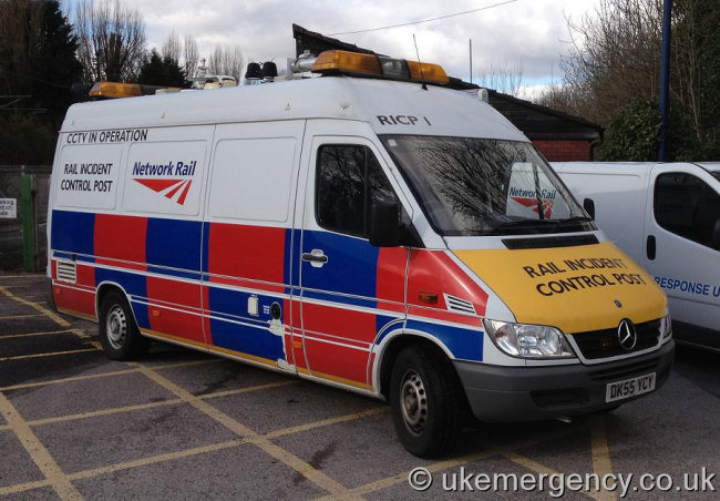 Dk55 Ycy This Mercedes Benz Sprinter Is Used By Network