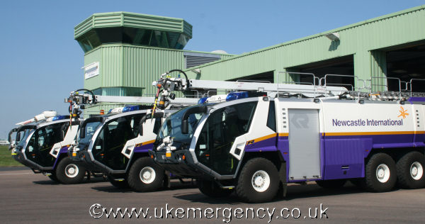 Airport Fire Uk Emergency Vehicles Page 3