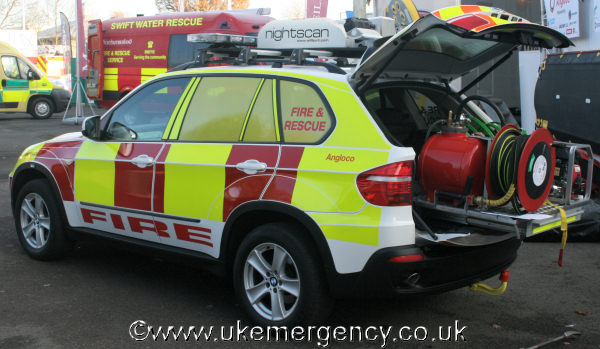 Lg59 Luo This Bmw X5 Angloco Demonstrator Has A Nightscan Uk