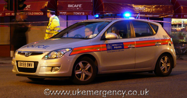 bx59 bwv this is a met police hyundai i30 uk emergency. Black Bedroom Furniture Sets. Home Design Ideas