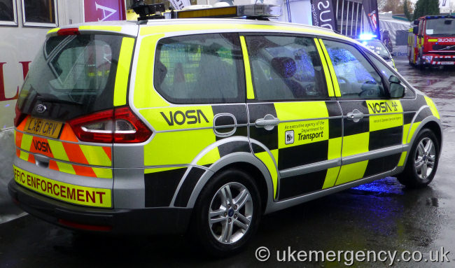 Traffic Enforcement Uk Emergency Vehicles
