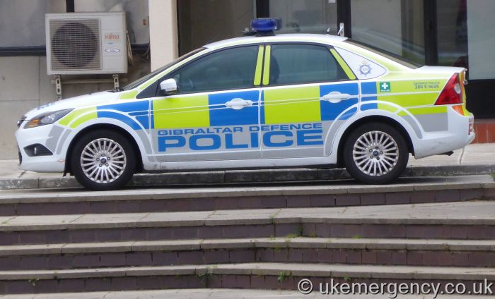 Defence Police | UK Emergency Vehicles