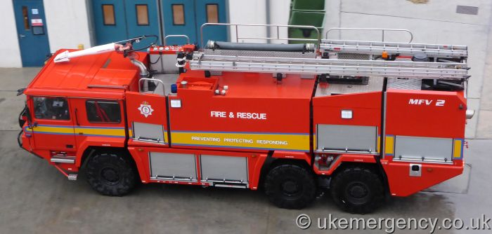 Airport Fire Uk Emergency Vehicles Page 2