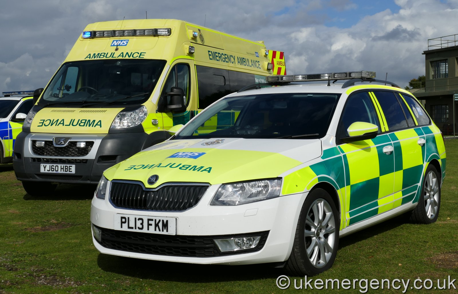 UK Emergency Vehicles